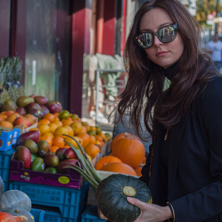 The perks of only buying seasonal fruit and vegetables