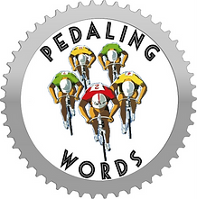 Pedaling Words logo