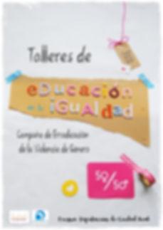 Cartel_EDUCACIÓN_IGUALDAD-DipuCR2018_mar