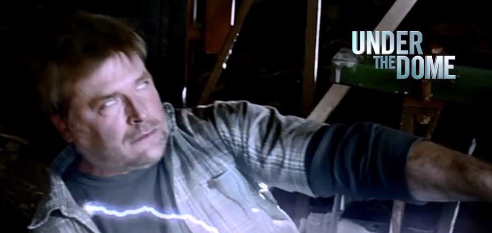 """Estes as Tom Tilden in """"Under The Dome"""""""