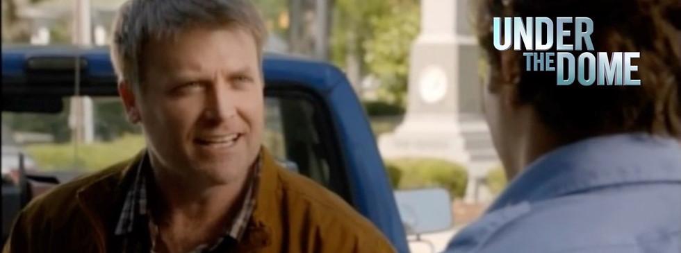 """Estes as Tom Tilden in CBS' """"Under The Dome"""""""
