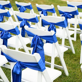#backyardwedding's can be a lot of work