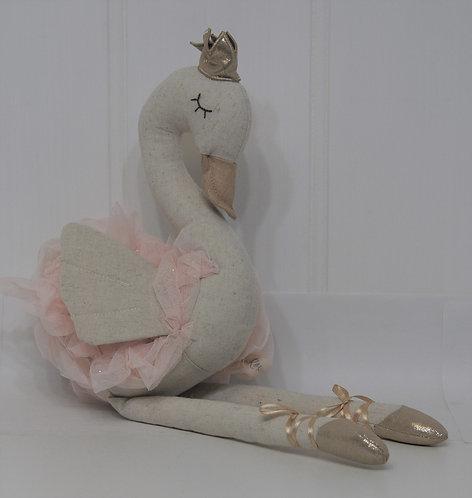 Princess Ophelia Swan Pink