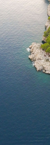 Croatia Aerial Shot