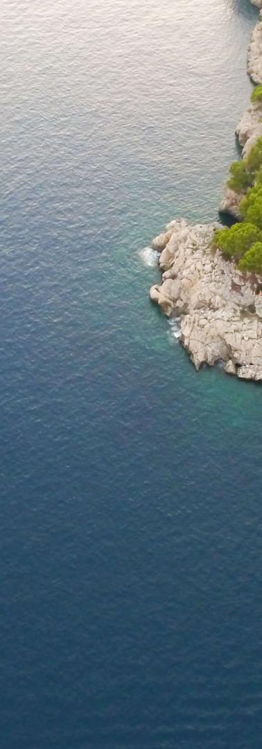 Croatia Aerial Shot