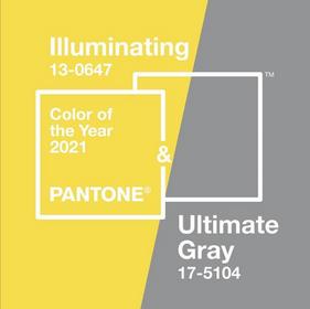Cor do ano Pantone 2021