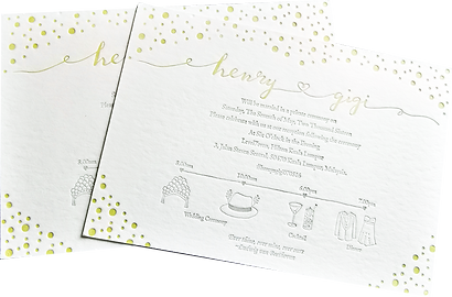 wedding cards printing