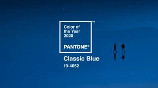 Cor do ano Pantone 2020