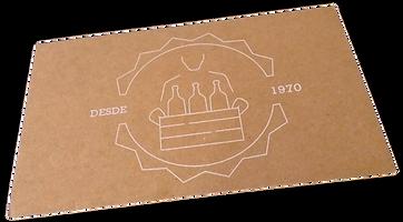Kraft Paper Business Card