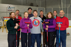 Just a few of our curlers!