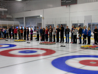 Bonspiel Kicks Off!
