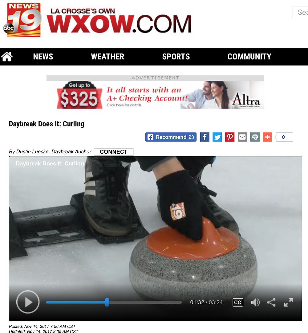 News19 Curling