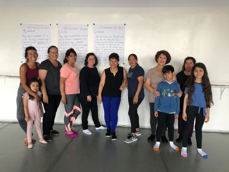 Baile Colectivo participants
