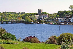 A view on Killaloe
