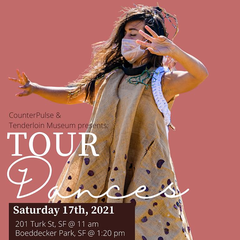 CounterPulse & The Tenderloin Museum presents: Murals of the Tenderloin Walking + Dancing Tour