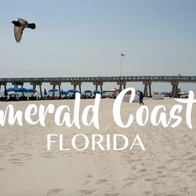 Emerald Coast, Florida | Carly Moon Images: Destination Photographer and Videographer