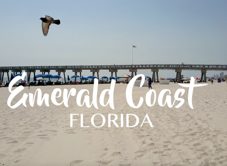 Emerald Coast, Florida | Carly Moon Images: Destination Photographer and Videographer