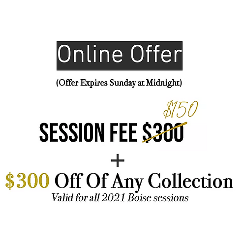 Grand Opening Online Offer