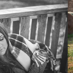 Alyssa and Cam | Engagement Session | Circle S Ranch, Lawrence, Kansas