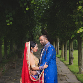 Chandni and Sam: Parklands Quendon Hall | Carly Moon Images: East Anglia Photographer {Cambridge, Lo