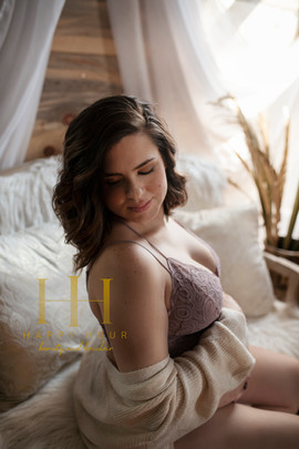 Boise Maternity Boudoir Photographer