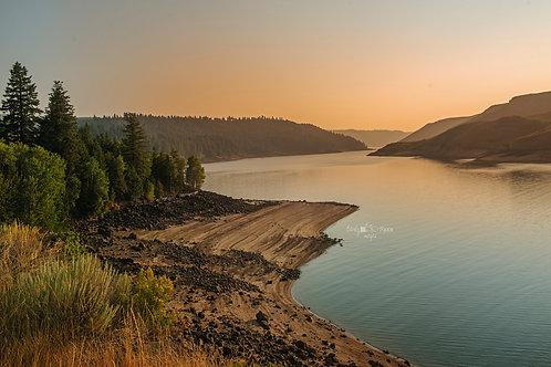 Anderson Ranch Reservoir