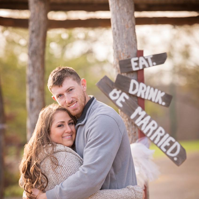 Circle S Ranch, Lawrence, Kansas | Engagement Photography | Carly Moon Images