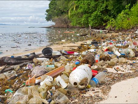 La Isla de Basura en el Pacífico ya es más grande que Francia y preocupa a la humanidad