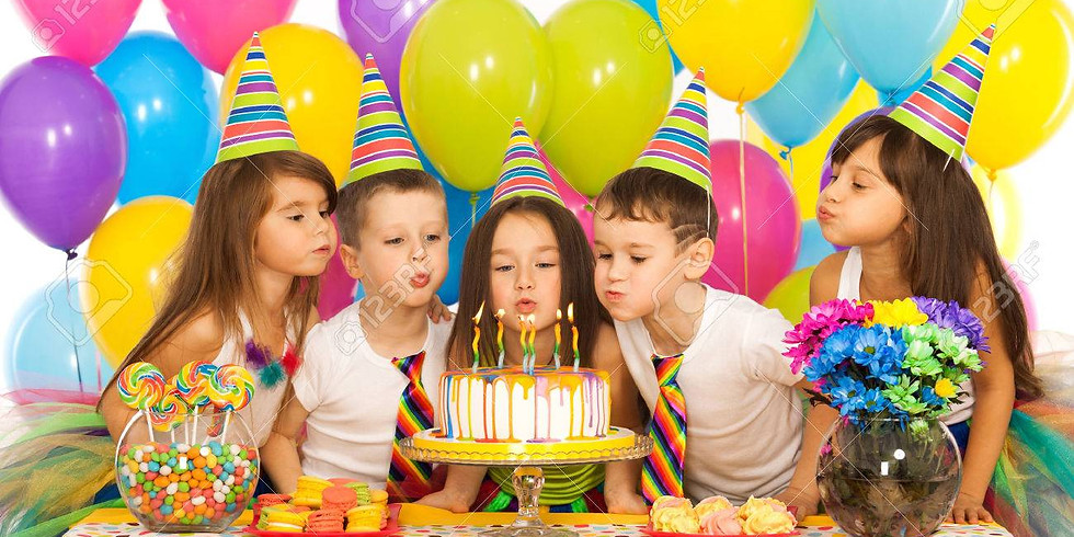 July Birthday Party New Life Village