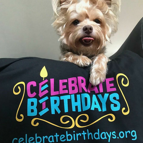 Celebrate Birthdays T Shirt