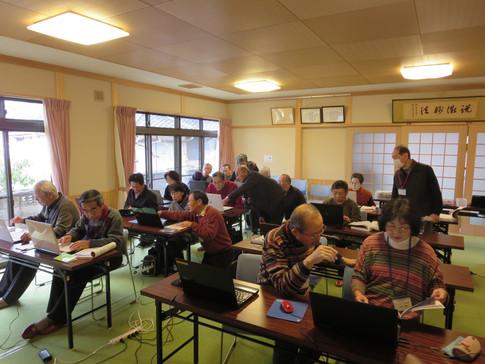 パソコン教室1