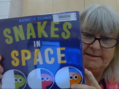 Storytime! Snakes in Space