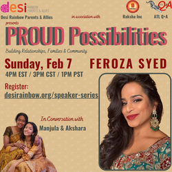 Proud Possibilities with Feroza Syed