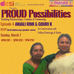 Proud Possibilities With Anjali Rimi
