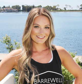 barre fitness instructor