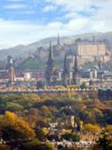 The Edinburgh Crime Mysteries set in Edinburgh, Scotland