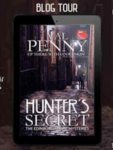 Hunter's Secret reviewed by Amanda Oughton