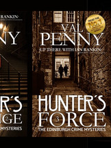 Themes of Hunter's Secret by Jo Fenton