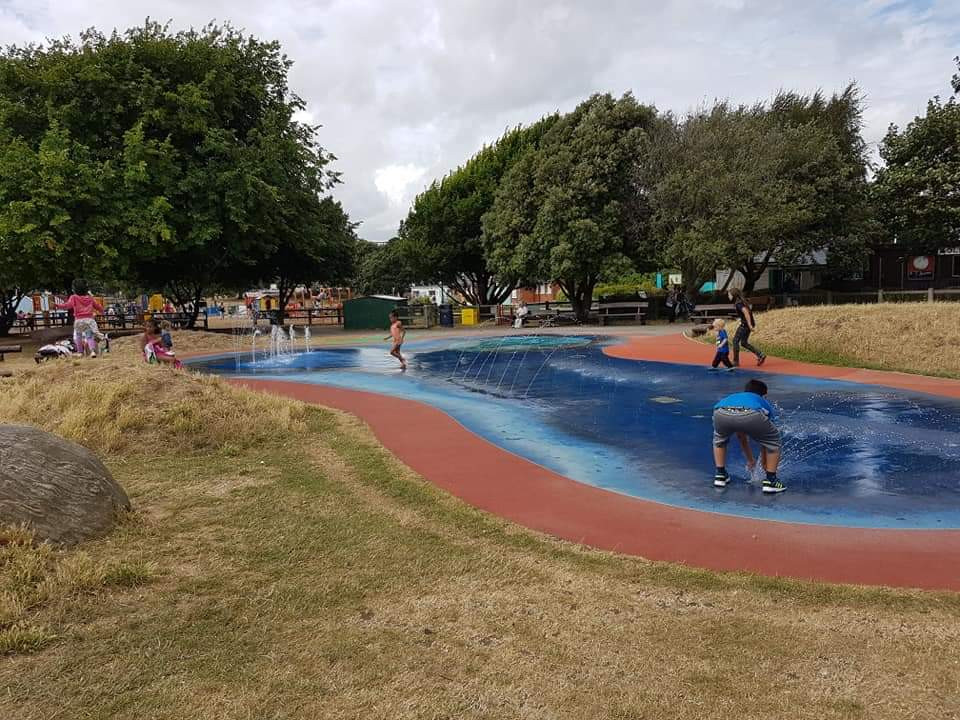 Southsea Splash Park / Life's an Adventure / Free Portsmouth