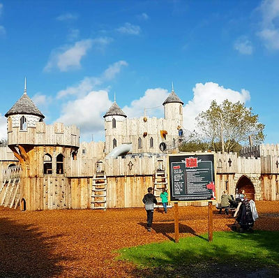 Knockhatch  Adventure Fort Attraction  Holiday Review