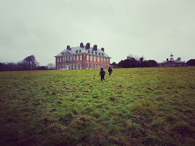 Uppark House, National Trust. Family Review Life's an Adventure