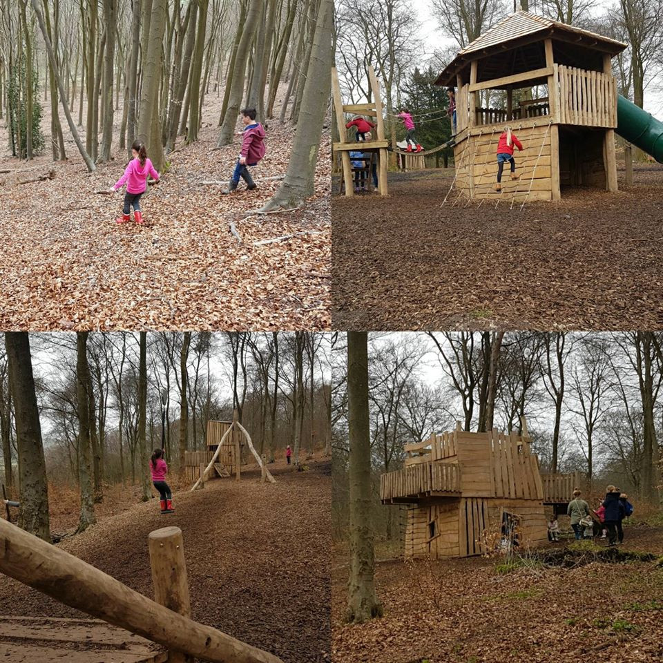 Queen Elizabeth Country Park kid family review
