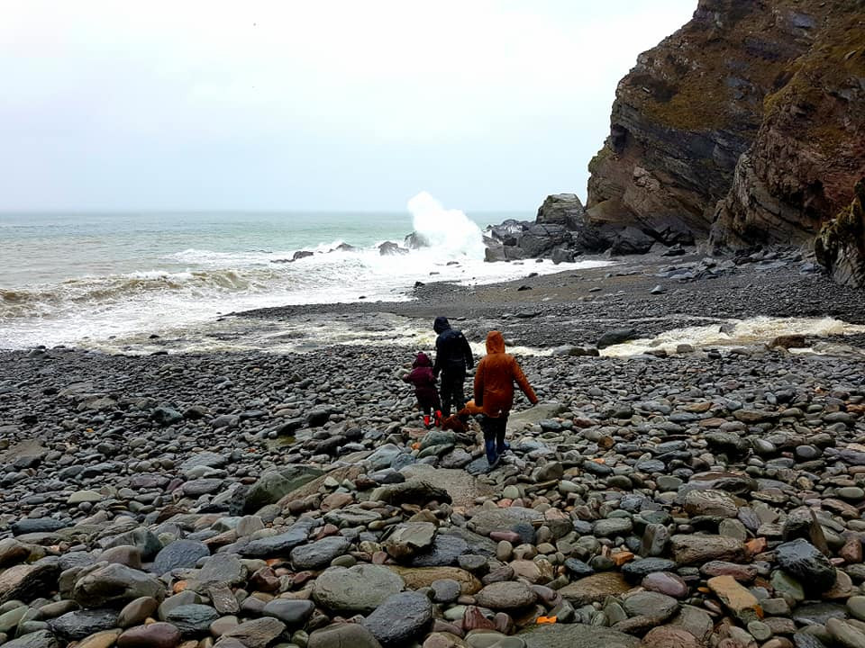 Heddon Valley Devon / Days out with the kids / Life's an Adventure