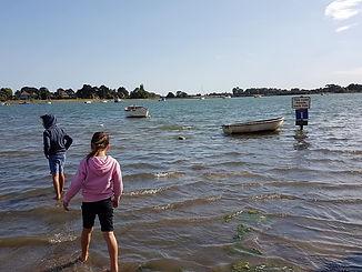 Bosham Quay, family friendly day out wes