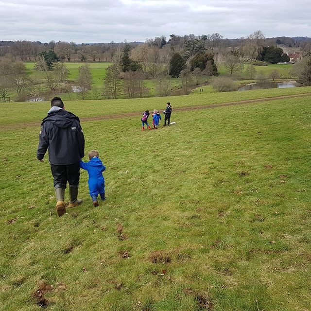Woolbeding, National Trust. Family Review Life's an Adventure