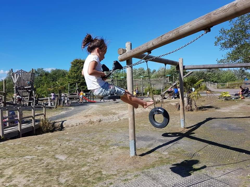 Southwater Country Park kid family review