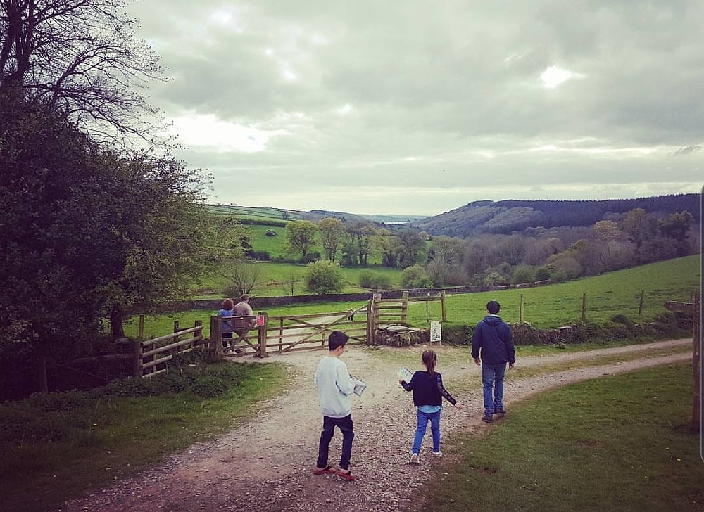 Buckland Abbey days out with kids free