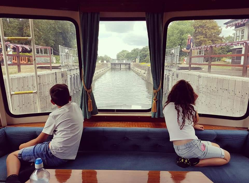 French Brother Boat trips // Life's an Adventure // Review blog