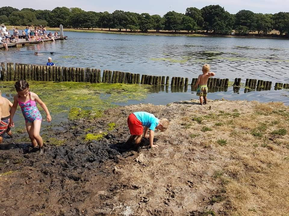 River Hamble Country Park Family Kid Review