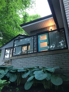 Mid Century exterior